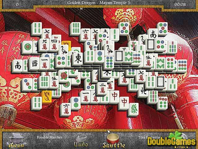 Free Download Mahjongg: Legends of the Tiles Screenshot 2