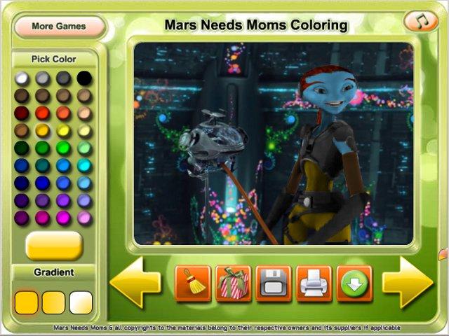 Free Download Mars Needs Moms