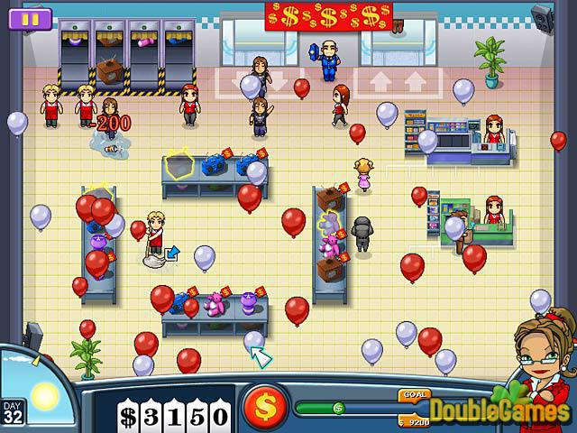 Free Download Megastore Madness Screenshot 2