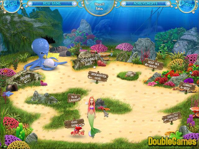 Free Download Mermaid Adventures: The Magic Pearl Screenshot 3