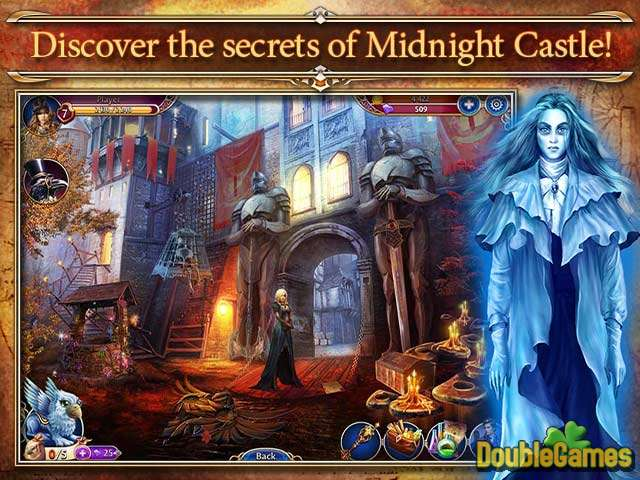 Free Download Midnight Castle Screenshot 2