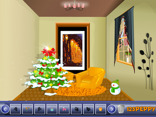 Free Download My Christmas Room Decor Screenshot 3