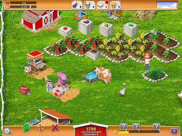 Free Download My Farm Life game for iPad & iPhone