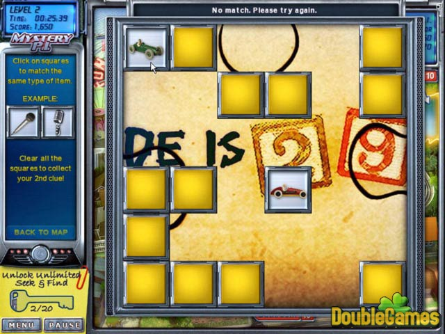 Free Download Mystery P.I. - The Lottery Ticket Screenshot 3