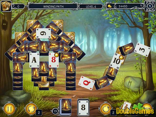 Free Download Mystery Solitaire: Grimm's tales Screenshot 1