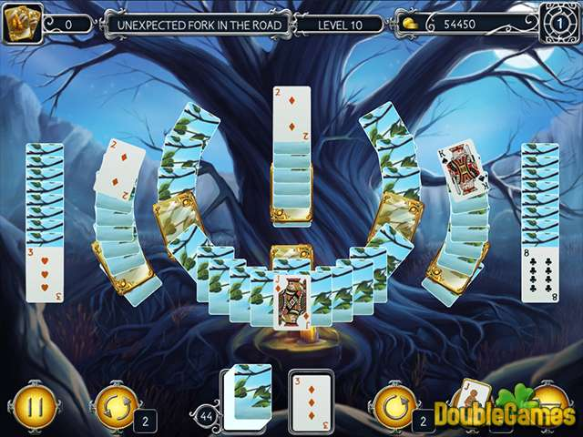 Free Download Mystery Solitaire: Grimm's tales Screenshot 2