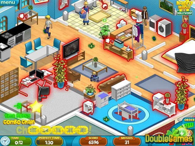 Free Download Nanny Mania 2 Screenshot 1