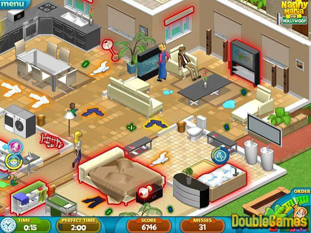 Free Download Nanny Mania 2 Screenshot 3