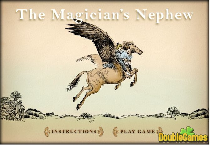 Free Download Narnia Games: The Magician's Nephew Screenshot 1 ...