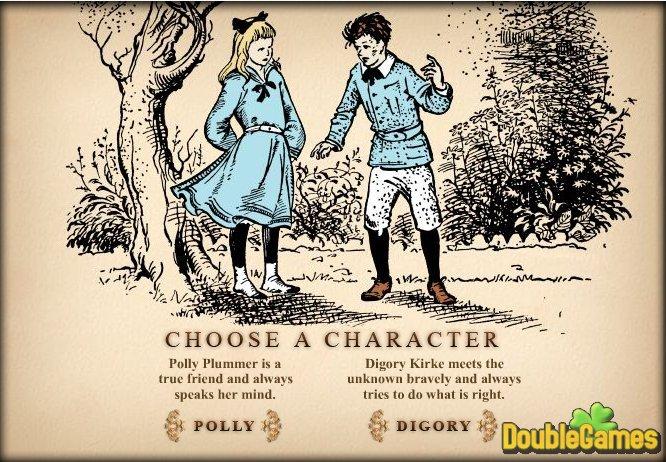 ... Free Download Narnia Games: The Magician's Nephew Screenshot 2 ...