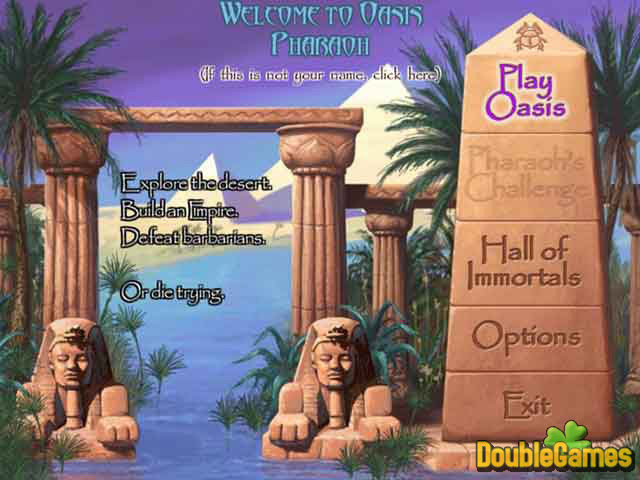 1 oasis download games