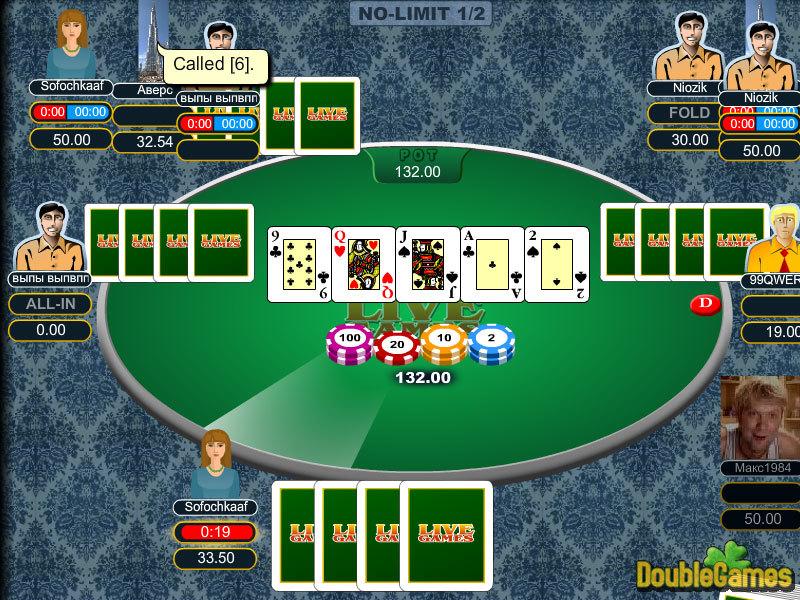 games download poker bonfire