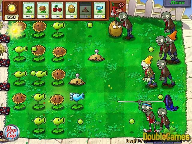 Free download plants vs zombies screenshot 3
