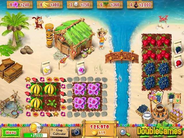 Free Download Ranch Rush 2 - Sara's Island Experiment Screenshot 1