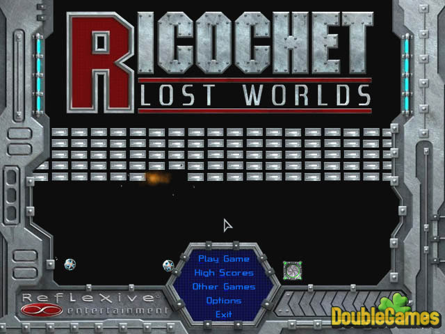 Ricochet lost worlds download on games4win.