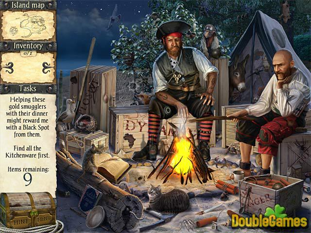 Free Download Robinson Crusoe and the Cursed Pirates Screenshot 1