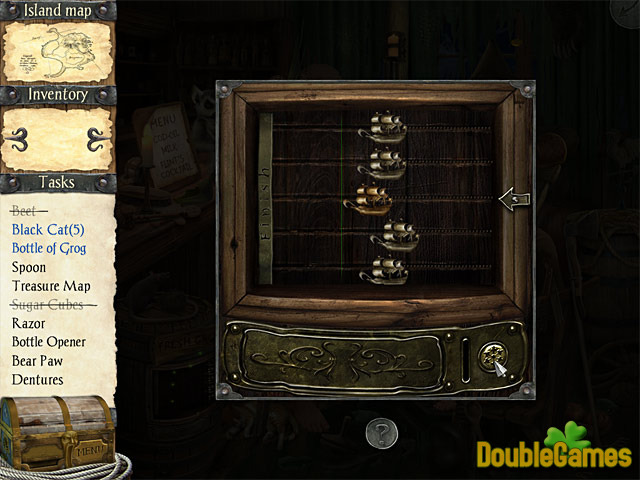 Free Download Robinson Crusoe and the Cursed Pirates Screenshot 2