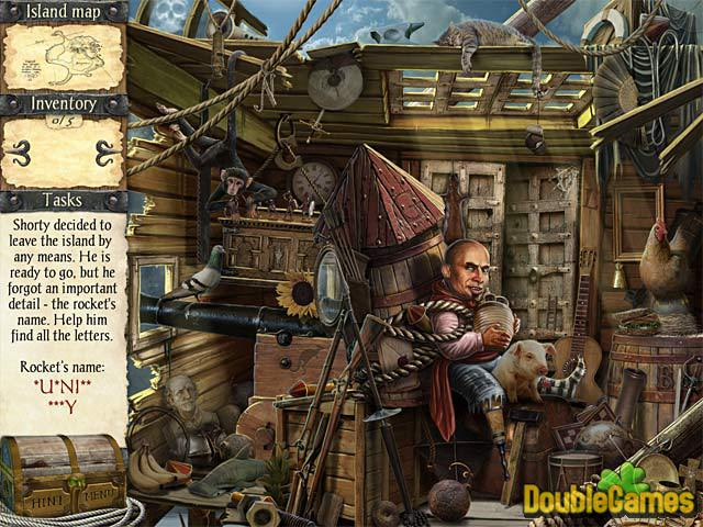 Free Download Robinson Crusoe and the Cursed Pirates Screenshot 3