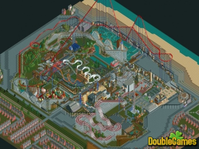 RollerCoaster Tycoon 2: Triple Thrill Pack Game Download for PC