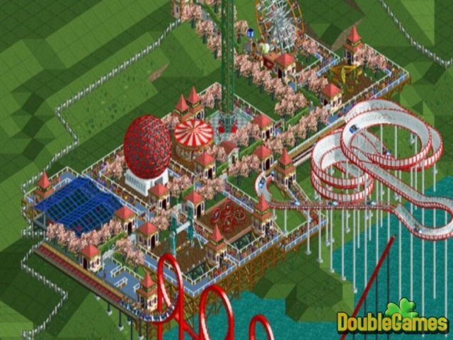 Roller Coaster Tycoon 2 Full Version