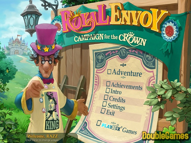 Royal Envoy Campaign For The Crown Collector S Edition Game