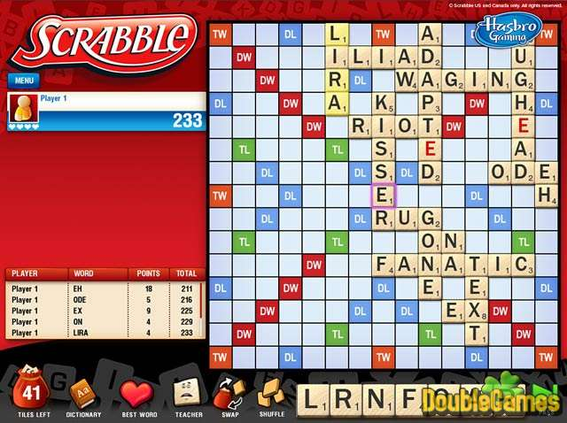 Scrabble Game Download for PC and Mac