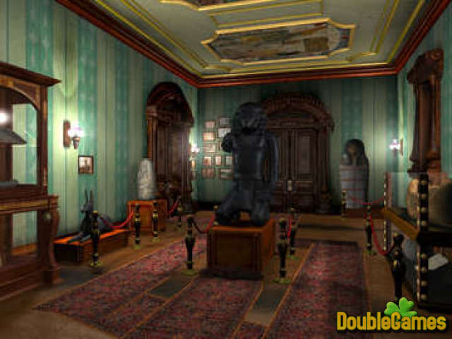 Sherlock Holmes - The Mystery of the Mummy Game Download for PC