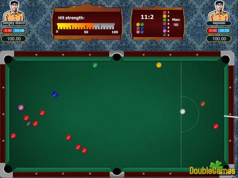 Snooker скачать на пк