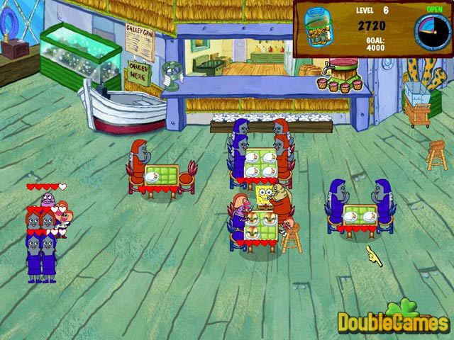 Spongebob squarepants diner dash game download for pc and mac.