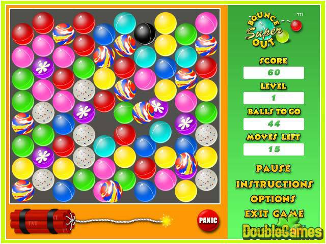 free super bounce game