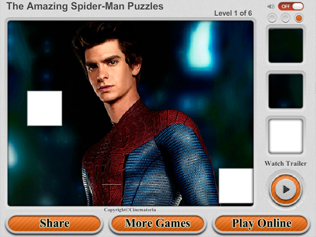 Free Download The Amazing Spider-Man Puzzles Screenshot 1