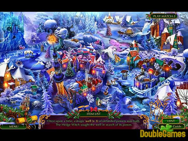 Free Download The Christmas Spirit: Grimm Tales Collector's Edition Screenshot 2