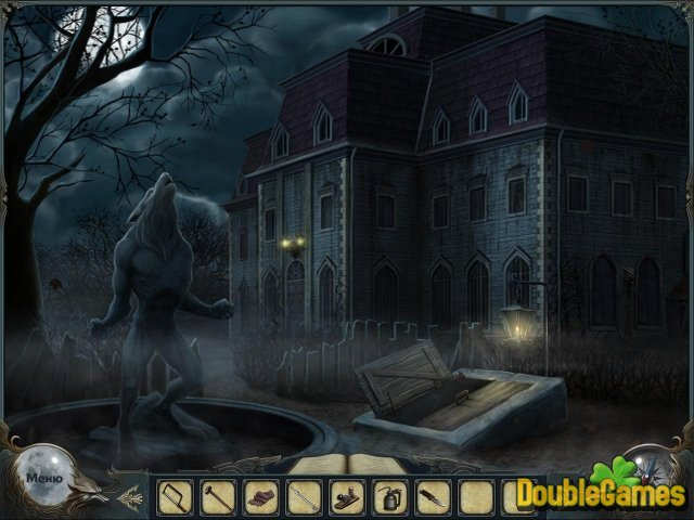The curse of the werewolves premium edition walkthrough