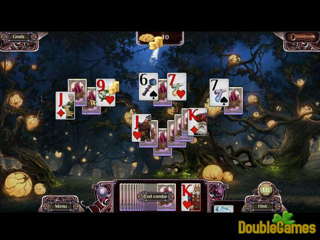 Free Download The Far Kingdoms: Age of Solitaire Screenshot 1