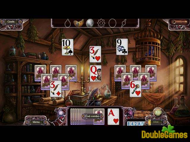 Free Download The Far Kingdoms: Age of Solitaire Screenshot 2