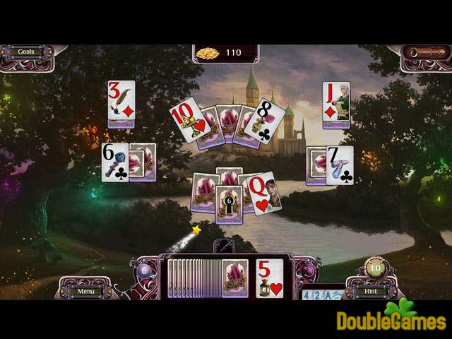 Free Download The Far Kingdoms: Age of Solitaire Screenshot 3