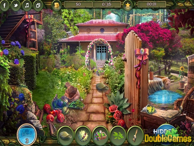 Free Download The Palace Of Flowers Screenshot 3
