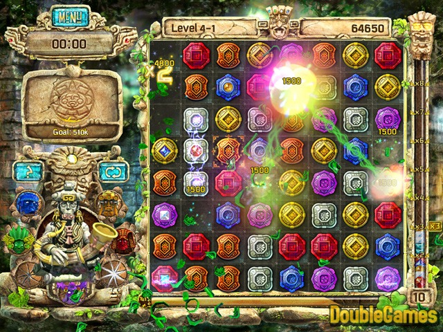 Free Download The Treasures Of Montezuma 4 Screenshot 1