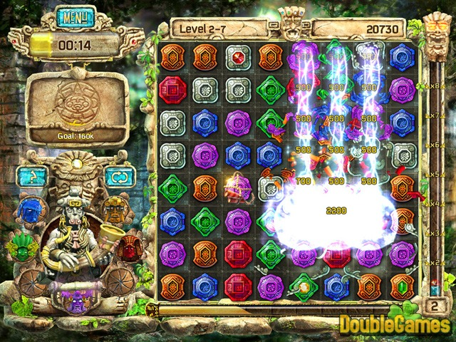 Free Download The Treasures Of Montezuma 4 Screenshot 2