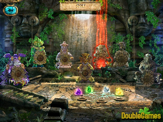 Free Download The Treasures Of Montezuma 4 Screenshot 3