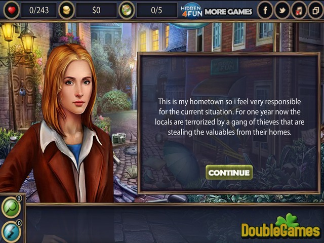 Free Download Thieves Society Screenshot 2