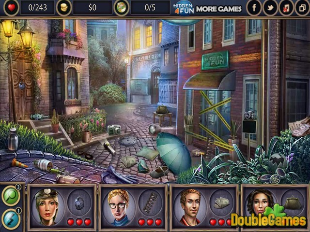 Free Download Thieves Society Screenshot 3