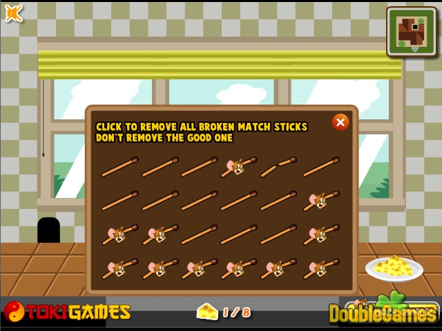 tom and jerry cheese war online game