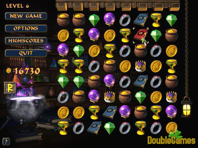 Free Download Treasure Fall Screenshot 1