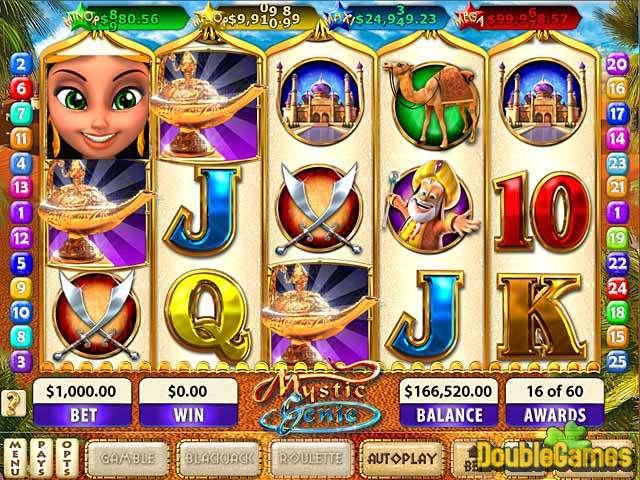 Anacortes Casino - Chris Alexander Logo Slot Machine