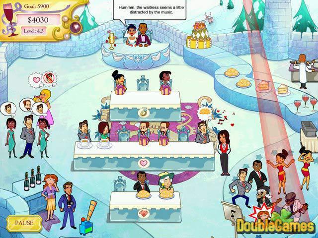 Скачать бесплатно Wedding Dash 2: Rings Around the World / Свадебный перепо