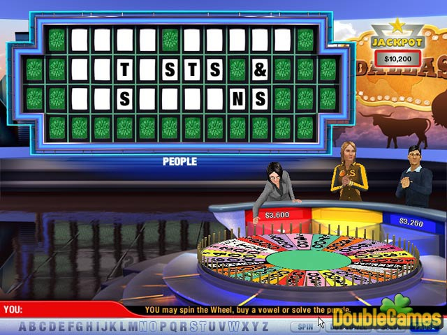 Wheel of fortune 2 fully crack games