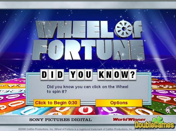 Wheel of fortune 2 download full game