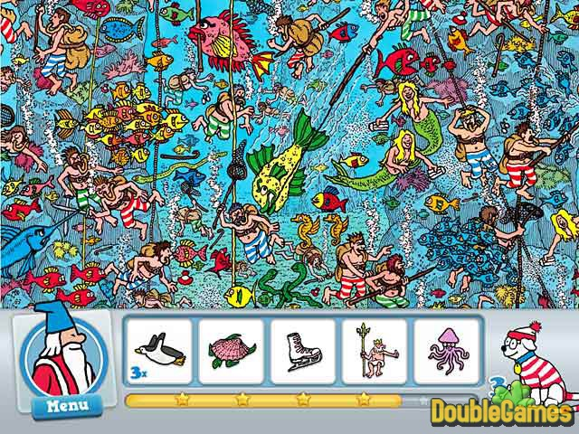 Free Download Where's Waldo: The Fantastic Journey Screenshot 1