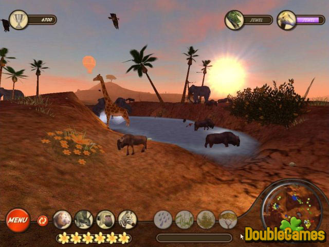 Wildlife Tycoon: Venture Africa Game Download for PC